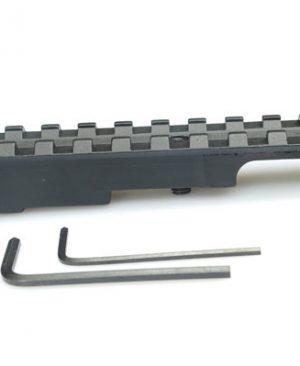 ریل نصب دوربین تفنگ