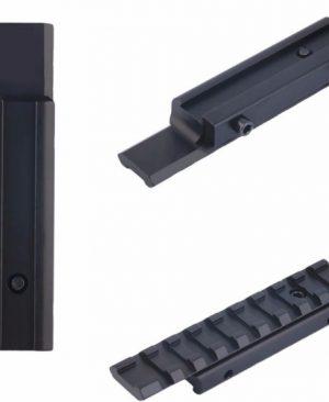 ریل تبدیل دوربین اسلحه شکاری